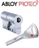 Цилиндровый замковый механизм Abloy Protec 2