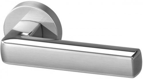 Дверная ручка с круглым основанием Armadillo CUBE