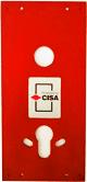 бронепластинаCISAProtect для дверного замка